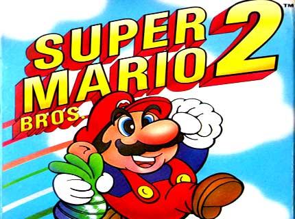 الجزء الجديد من اللعبة الاسطورية Super Mario Brothers 2